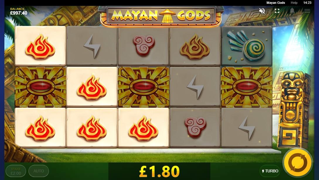 Mayan Gods играть онлайн