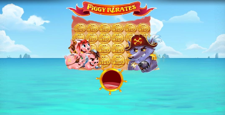 Играть бесплатно Piggy Pirates