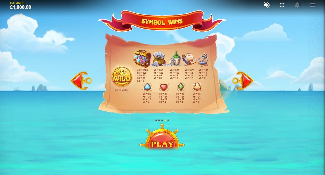 Piggy Pirates игровой автомат