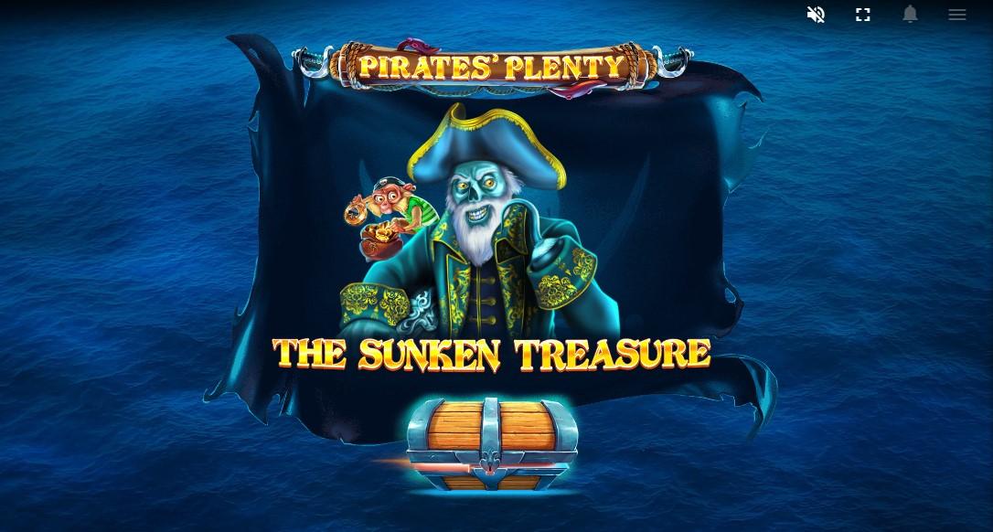 Играть бесплатно Pirates' Plenty
