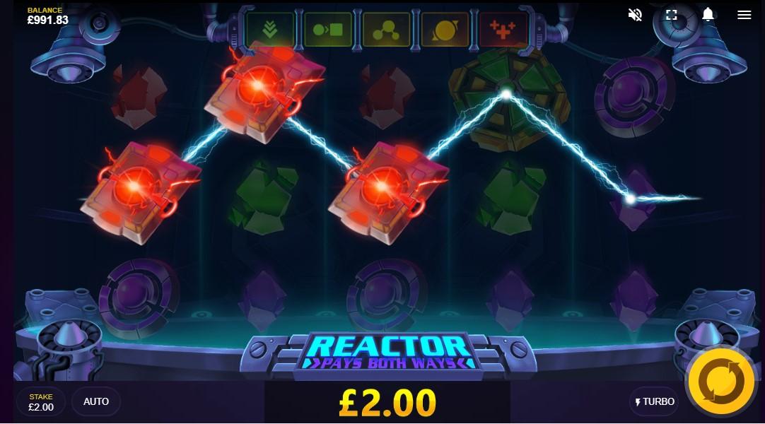 Слот Reactor играть