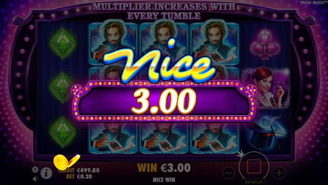 Vegas Magic играть онлайн