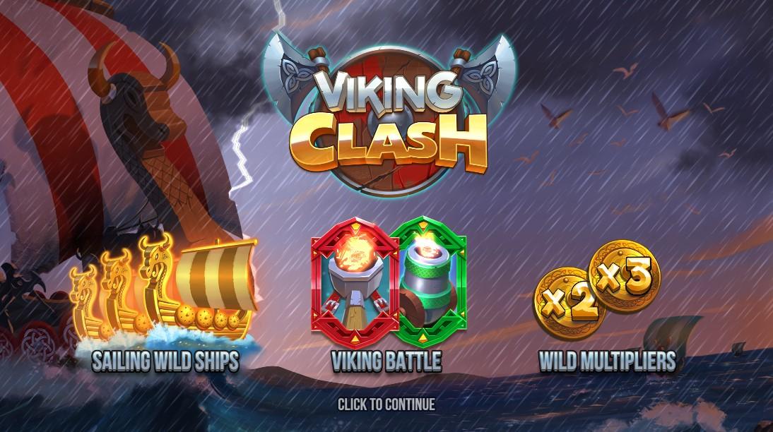 Viking Clash играть
