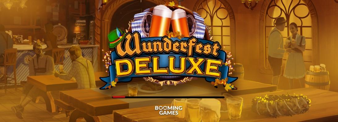 Игровой автомат Wunderfest Deluxe
