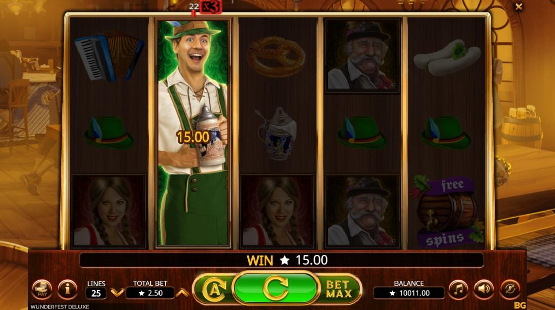 Wunderfest Deluxe игровой автомат
