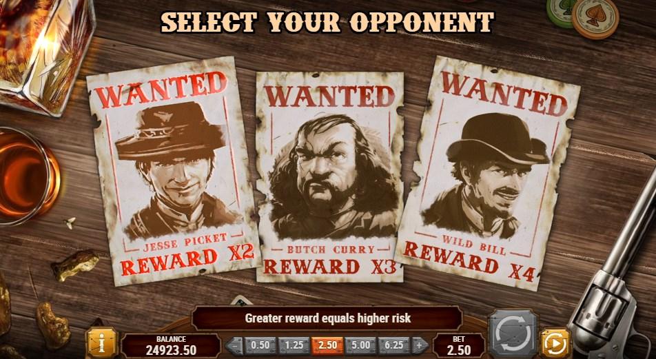 Играть в слот Gunslinger Reload