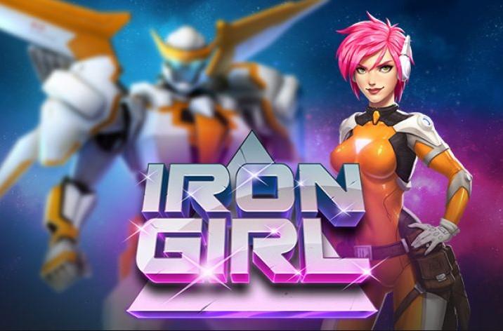 Играть бесплатно Iron Girl