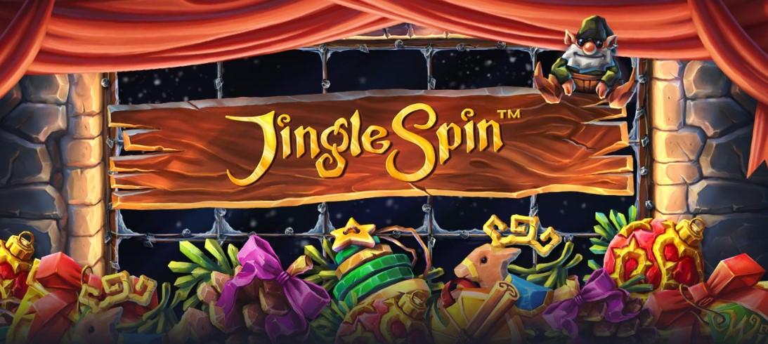 Играть Jingle Spin бесплатно