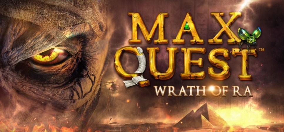 Играть бесплатно Max Quest