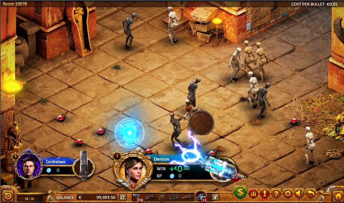 Бесплатный игровой автомат Max Quest