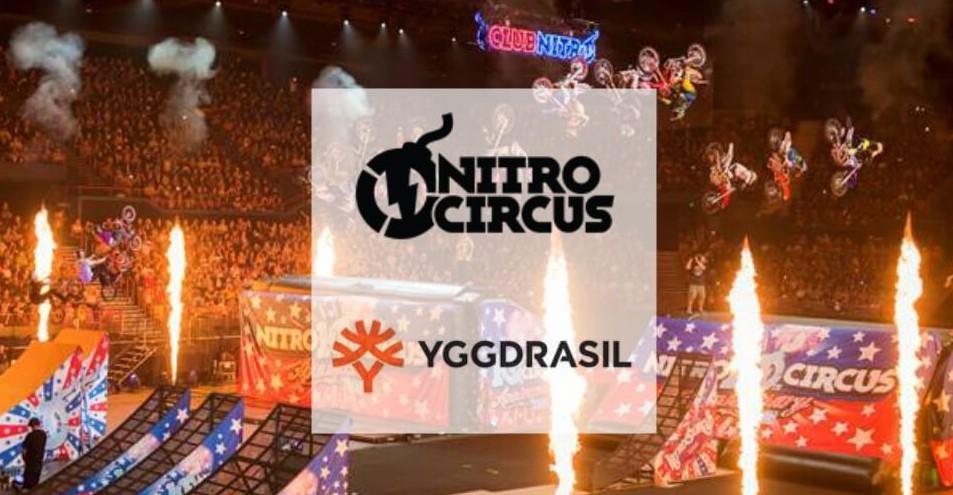 Играть Nitro Circus бесплатно