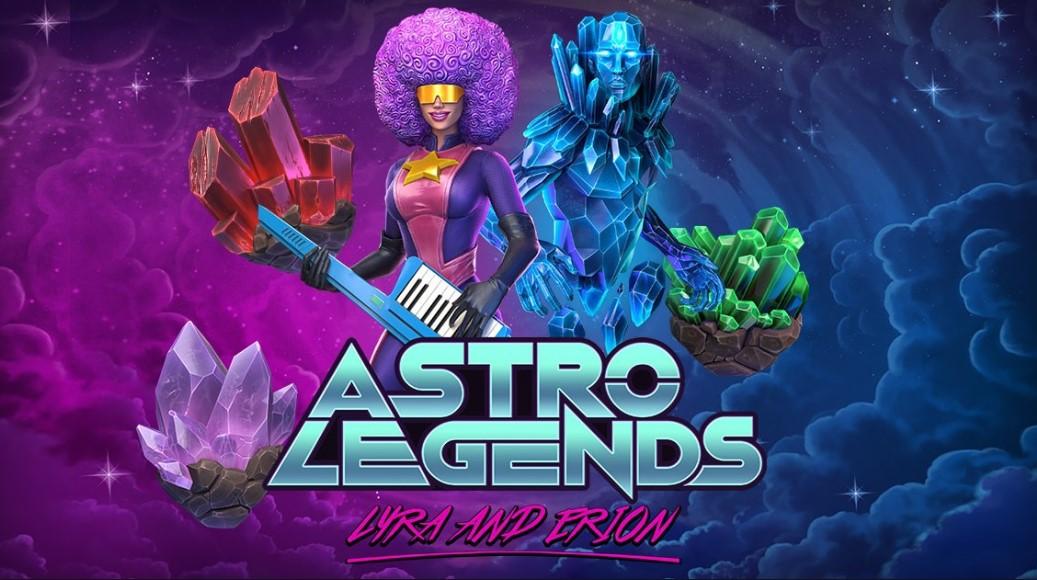 Играть Astro Legends: Lyra and Erion бесплатно