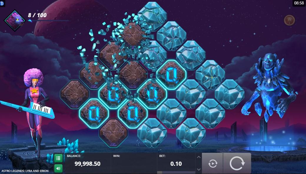 Astro Legends Lyra and Erion играть бесплатно