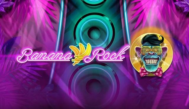 Игровой автомат Banana Rock