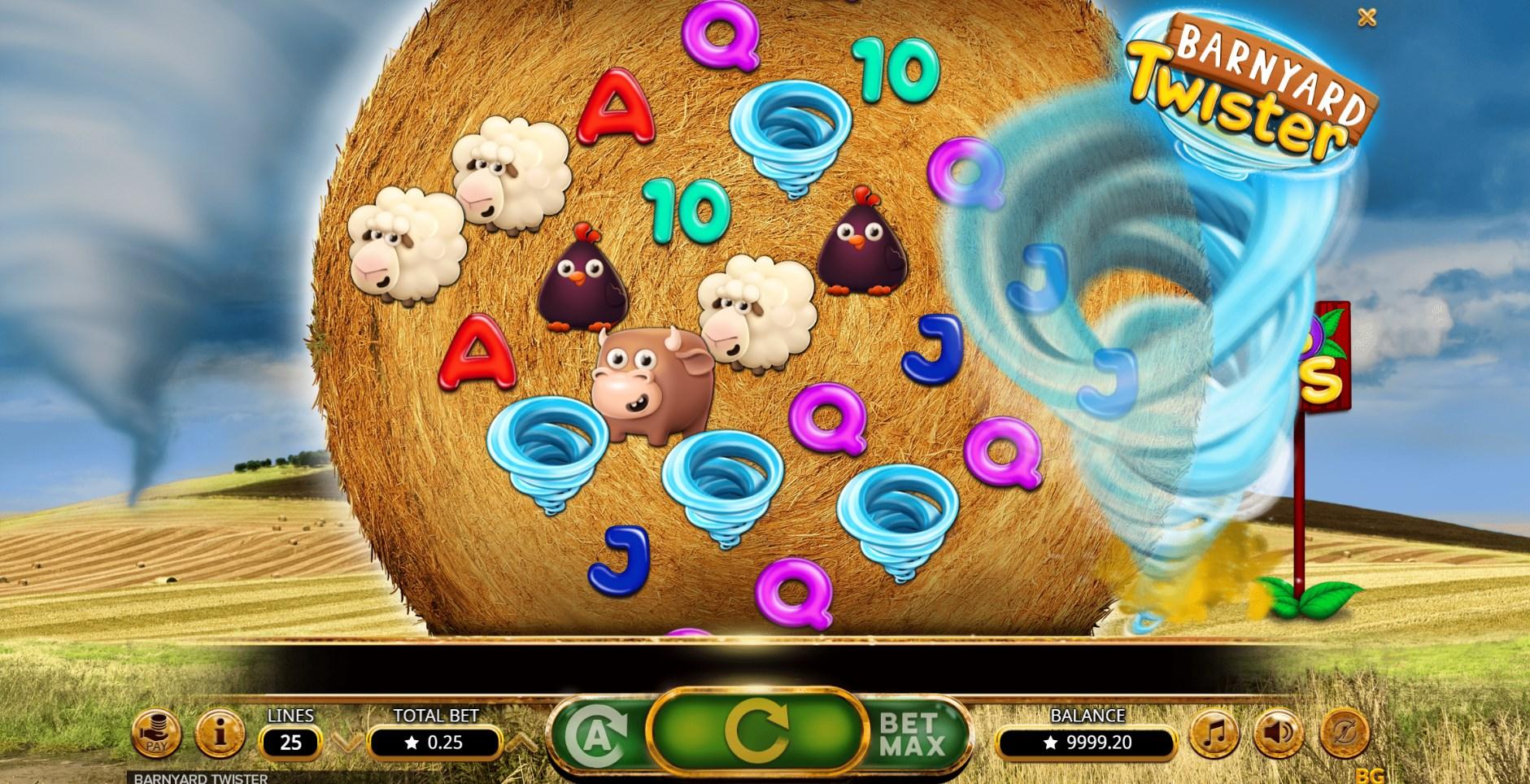 Игровой автомат Barnyard Twister