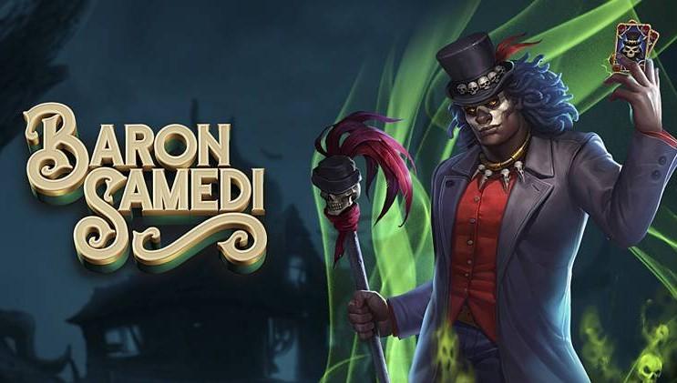 Играть Baron Samedi бесплатно