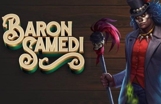 Игровой автомат Baron Samedi