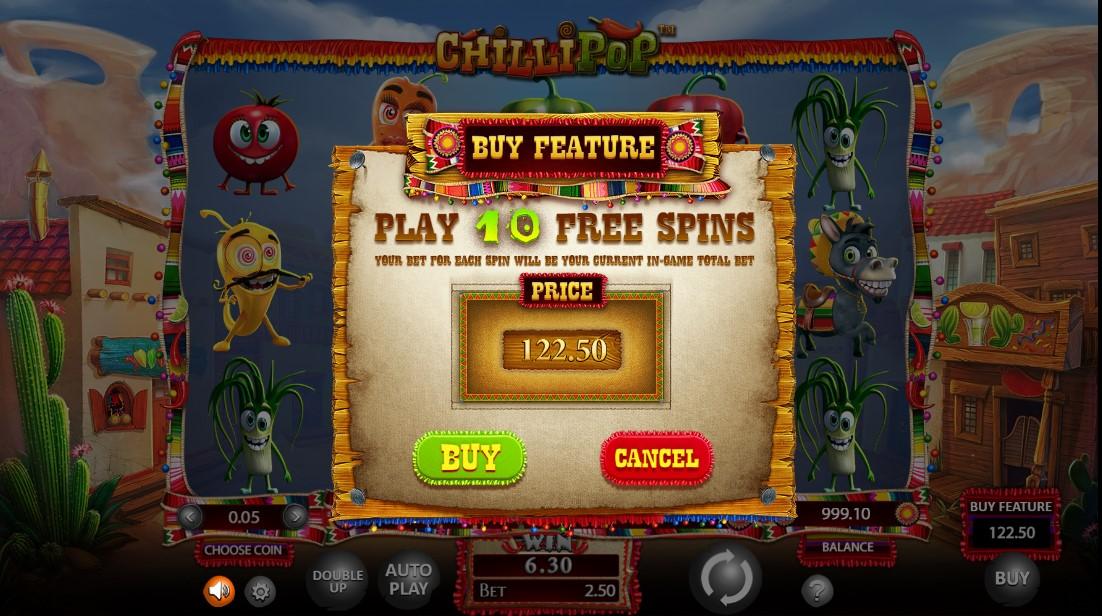 Chilli Pop играть онлайн