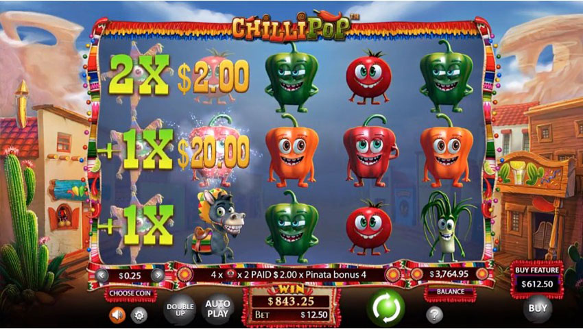 игровой автомат ChilliPop