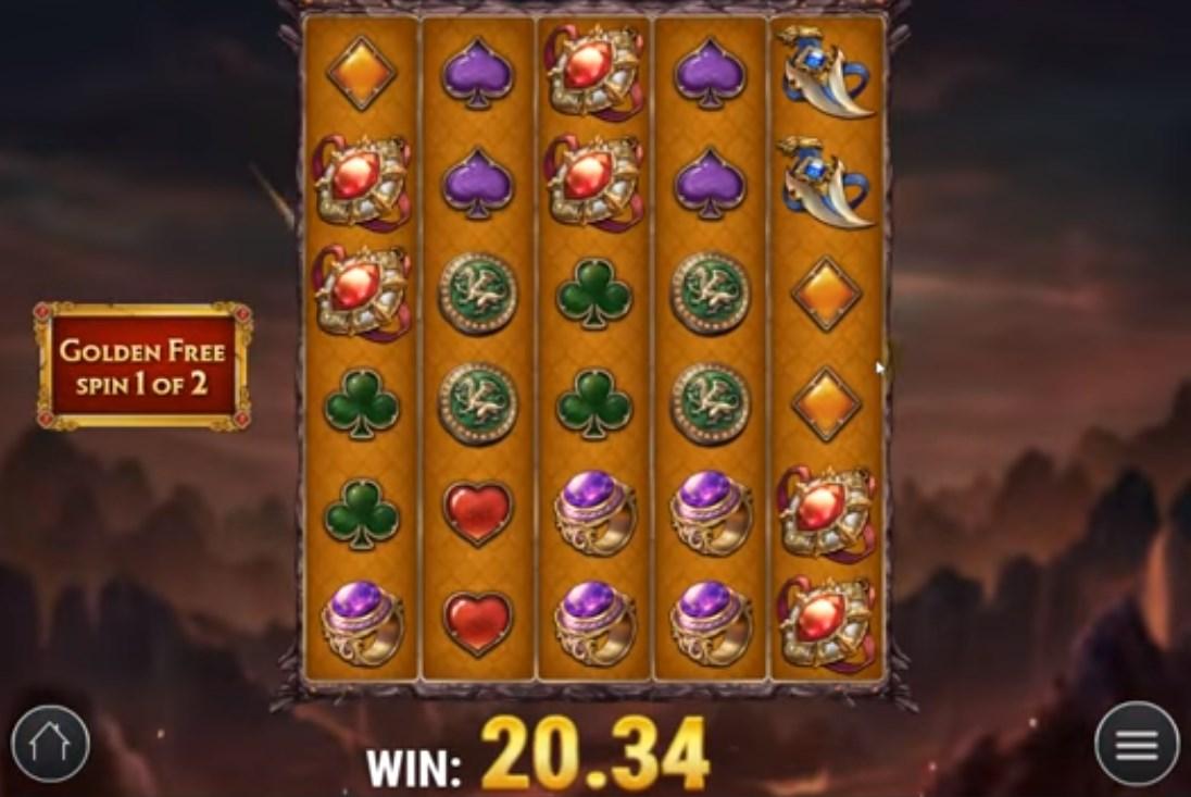Бесплатный слот Dragon Maiden