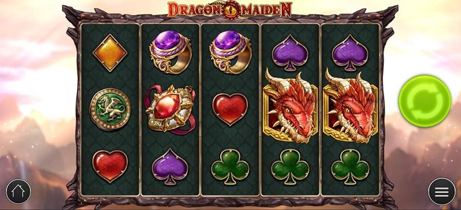 Играть бесплатно Dragon Maiden