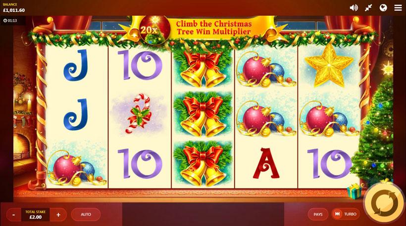 Jingle Bells игровой автомат на Новый Год