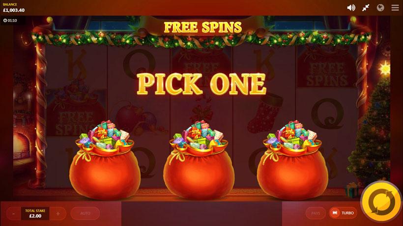 новогодний игровой автомат Jingle Bells