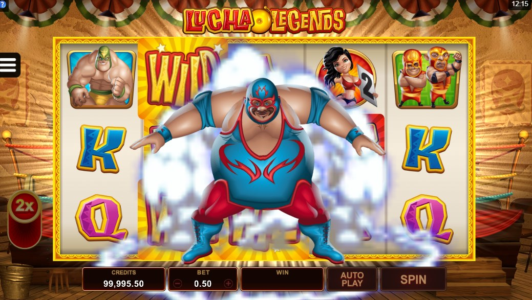 Lucha Legends играть бесплатно