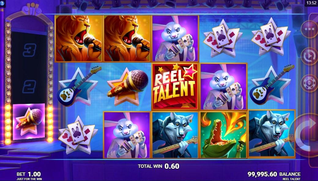 Играть без регистрации Reel Talent