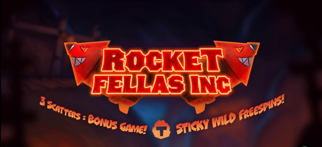 Играть Rocket Fellas Inc бесплатно