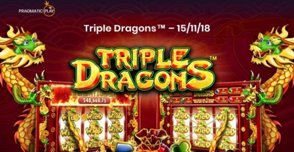 Играть Triple Dragons бесплатно