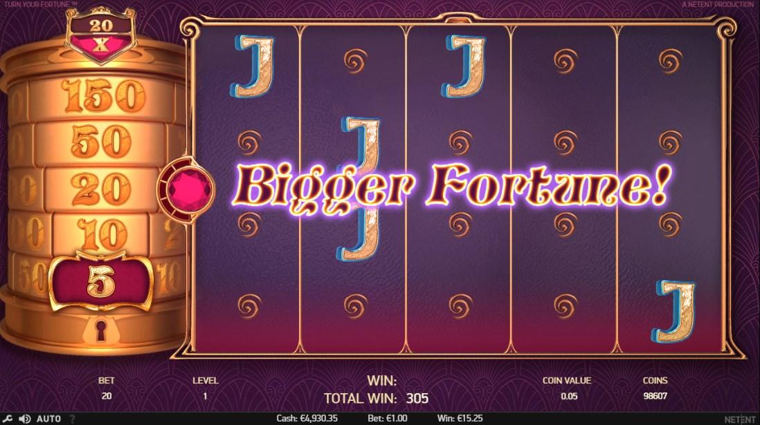 Turn Your Fotrune играть