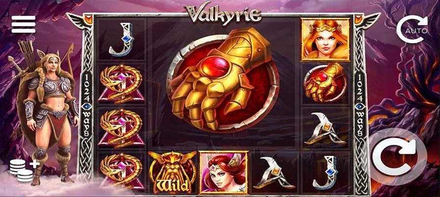 Valkyrie слот играть