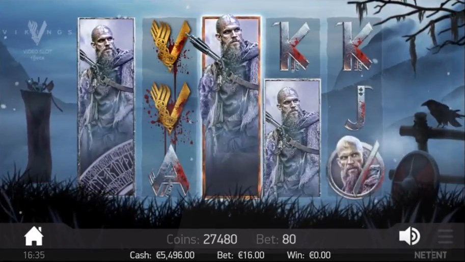 Играть без регистрации Vikings