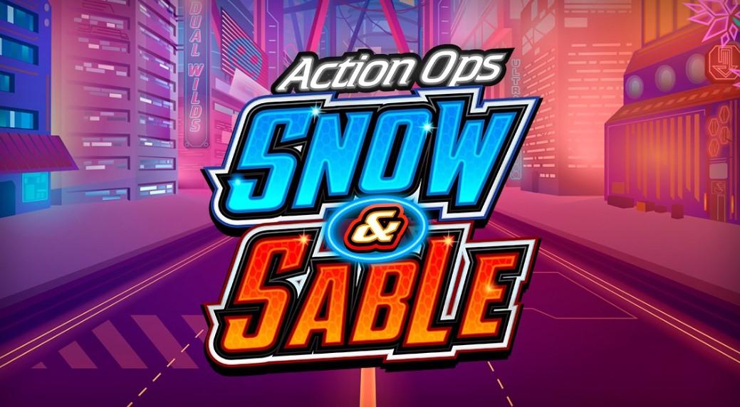 Играть Action Ops Snow and Sable бесплатно