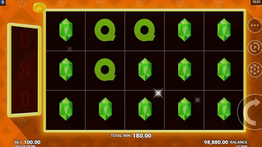 Играть без регистрации Icy Gems