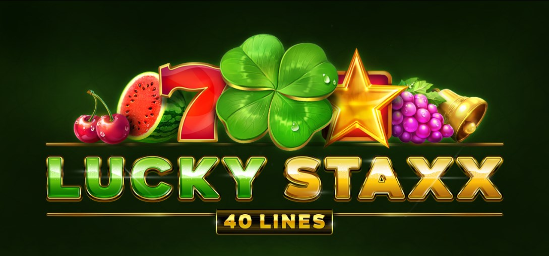 Lucky Staxx 40 lines игровой автомат