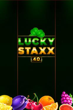 Играть бесплатно Lucky Staxx 40-lines