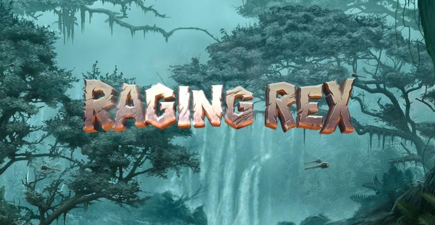 Raging Rex слот играть