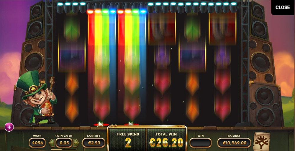 игровой автомат лепрекон