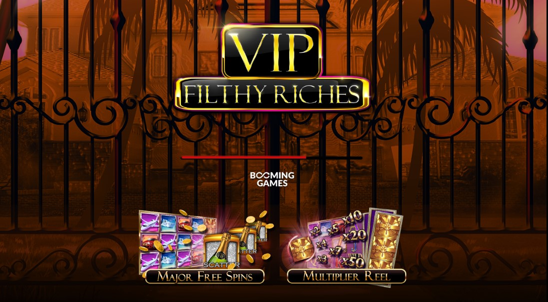 Играть VIP Filthy Riches бесплатно
