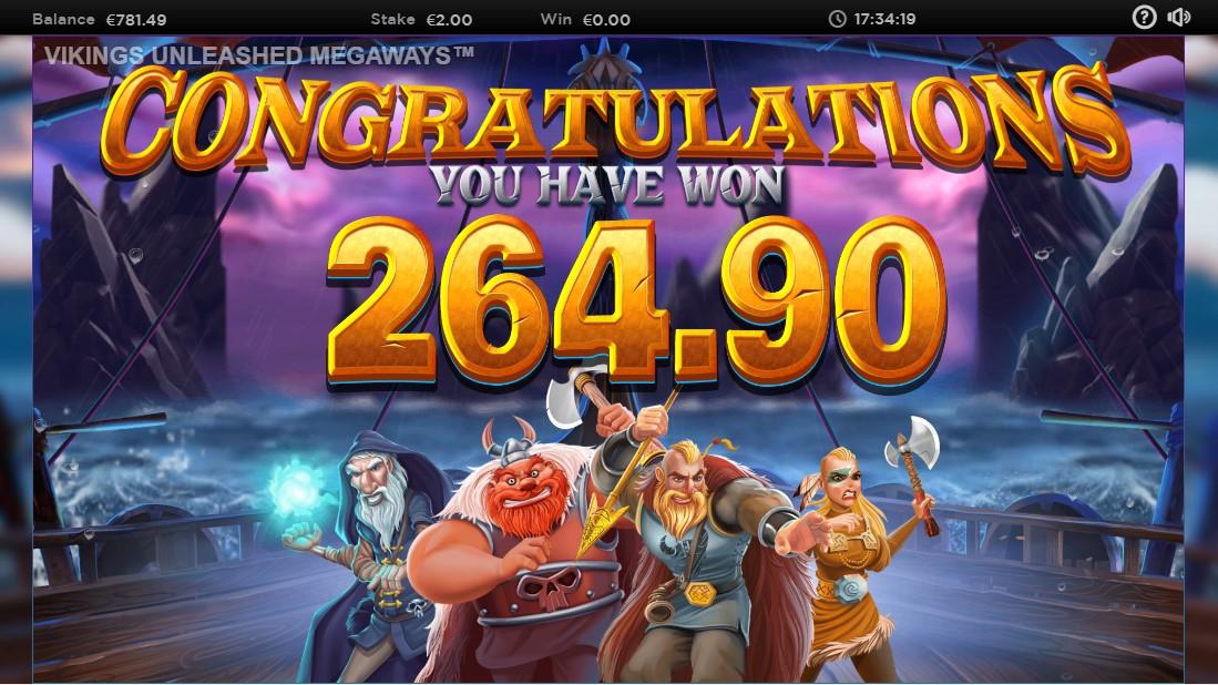 Играть Vikings Unleashed бесплатно