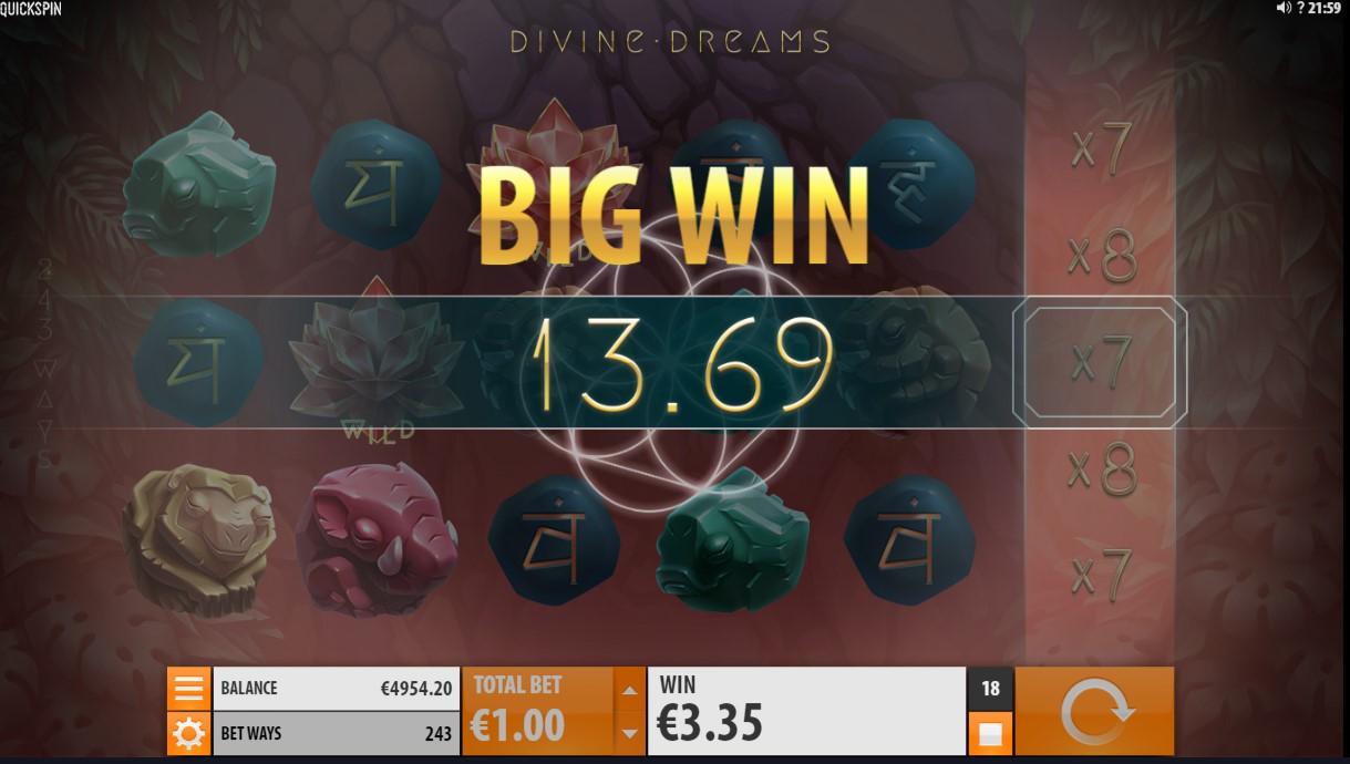 divine dreams играть онлайн