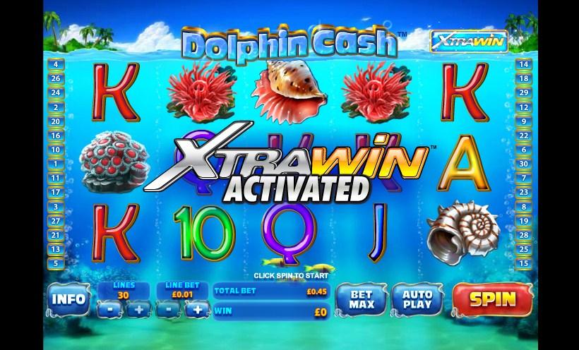 игровые автоматы Dolphins