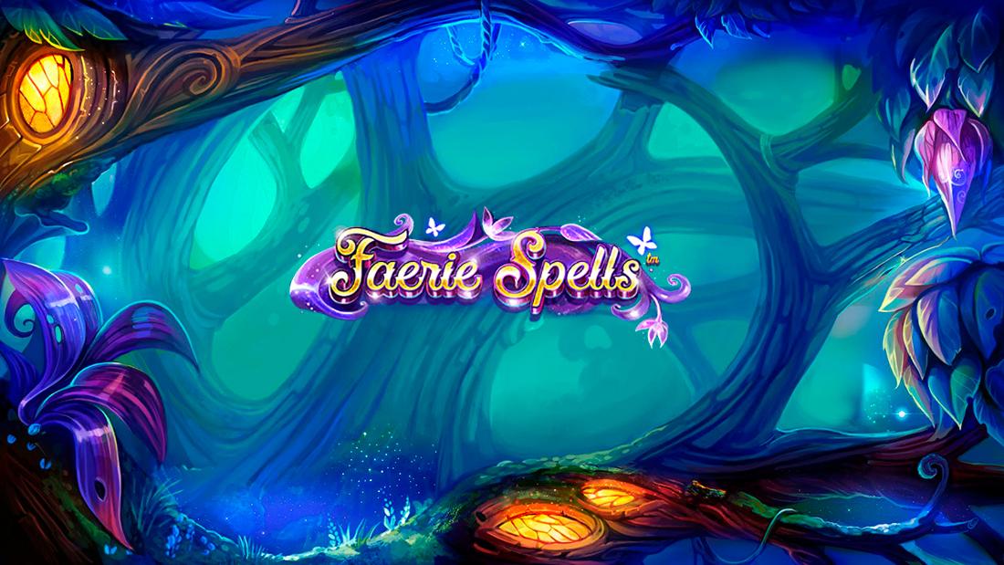 Играть без регистрации Faerie Spells