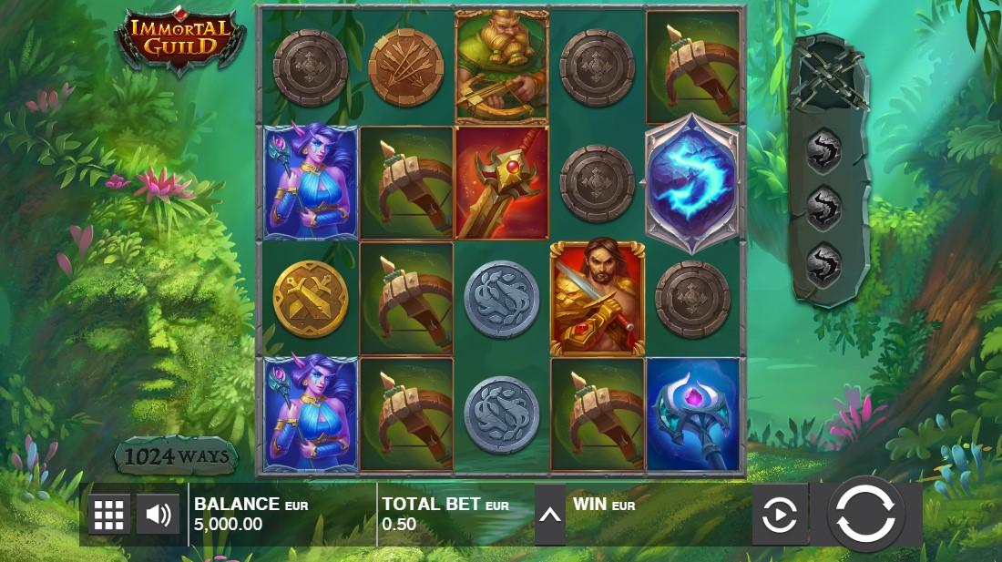 Играть бесплатно Immortal Guild