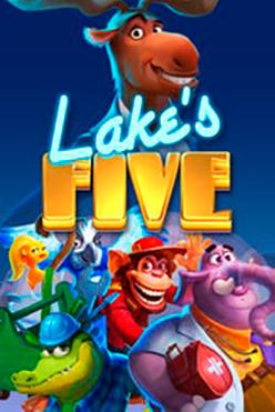 Онлайн слот Lake's Five