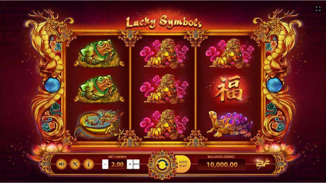 Играть Lucky Symbols бесплатно
