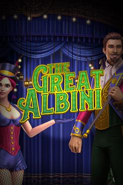 Игровой автомат The Great Albini