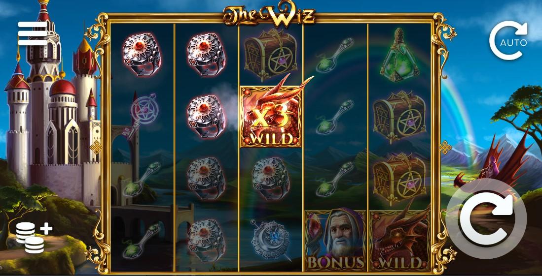 Играть The Wiz бесплатно
